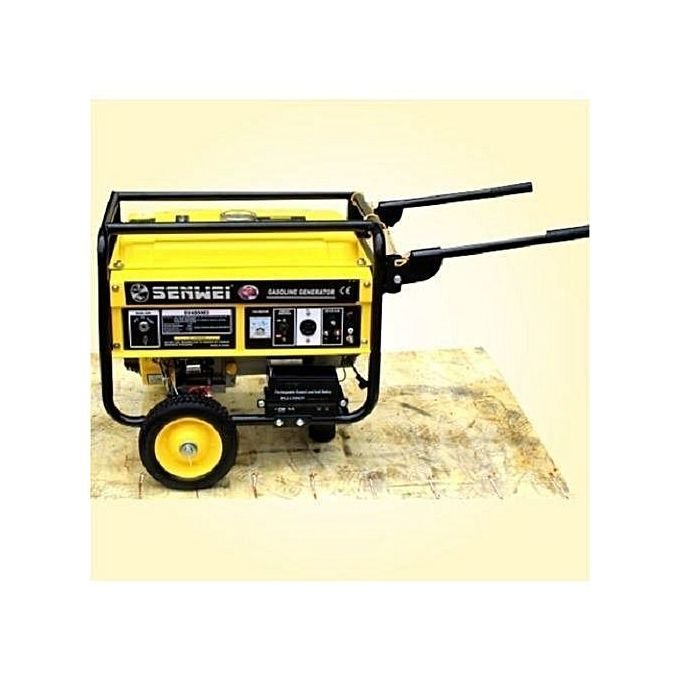 Senwei SV 7500E2 SENWEI generator international with key starter