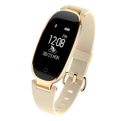Smart Watch For Apple Iphone Ios, Android Phone, Bluetooth & Waterproof + Heart Rate Monitor - Horezone