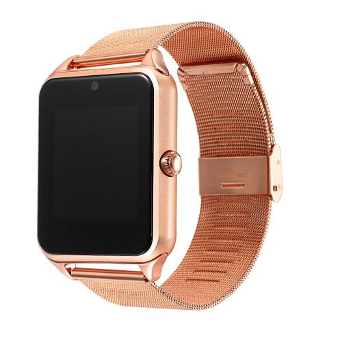 Smart Watch for Men/Women, Steel Strap, Bluetooth Wrist Smartwatch For Apple & Android Phone - Z60 | Horezone