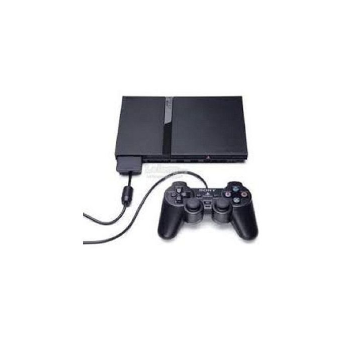 Sony Computer Entertainment SONY PS2 CONSOLE+ EXTRA PAD+ 18 LATEST GAMES