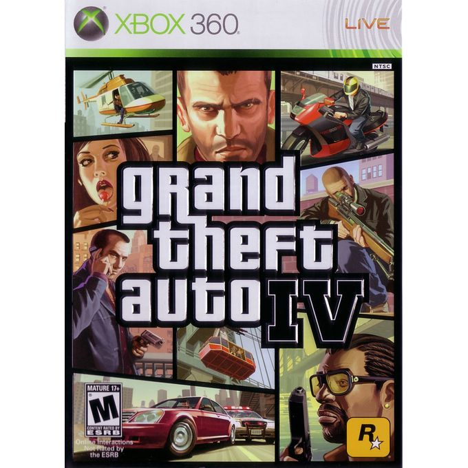 Sony GTA IV PAL