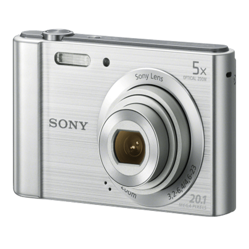Sony Cyber-shot DSC-W800 Digital Camera 20.1MP