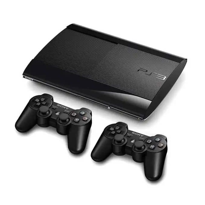 Sony PS3 Super Slim - 500GB + Extra Controller
