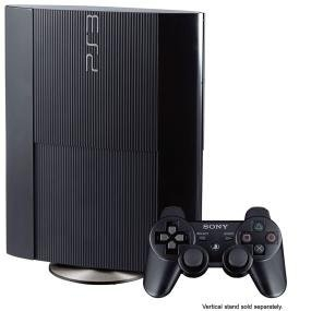 Sony PS3 SuperSlim Console 500GB +2 Controllers +20 Latest Games Pes 2020 And Fifa 2020 Are Included