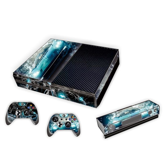 Stylish Full Body Protective Vinyl Skin Decal For Xbox One.