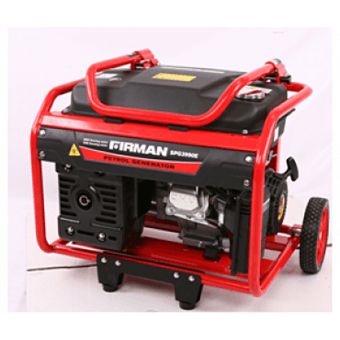 sumec firman 6.7KVA star generator with remote control