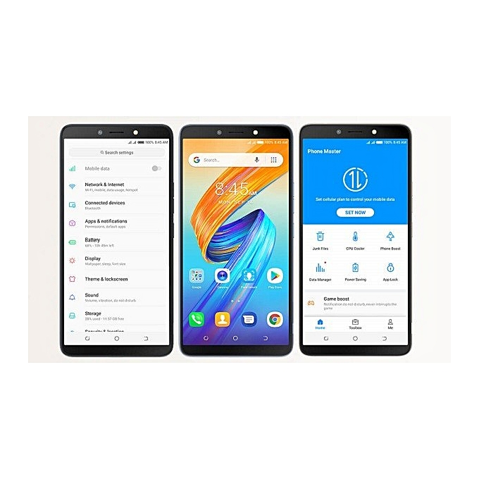 "Tecno Spark Youth (KA6) 6.0"" HD+ FullView, 1GB RAM+16GB ROM, Android 8.1"