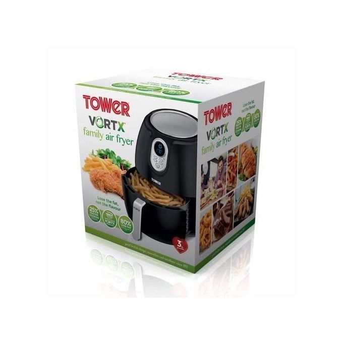 Tower 4 Litre Family Air Fryer | Horezone
