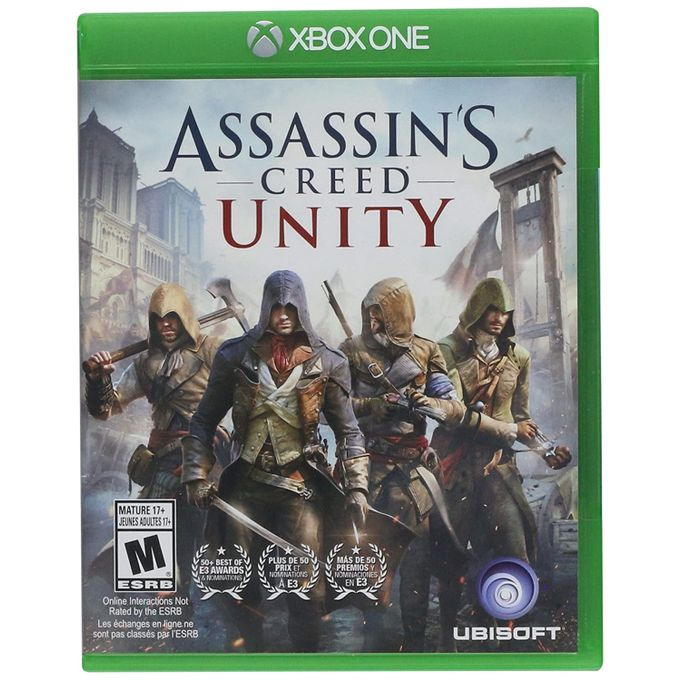 UBISOFT Assassin's Cred Unity - Xbox One