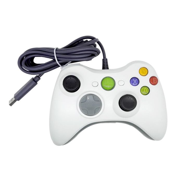 USB Game Pad Controller Gamepads For PC Windows Wired Gamepad For Microsoft Xbox 360 Console DNSHOP