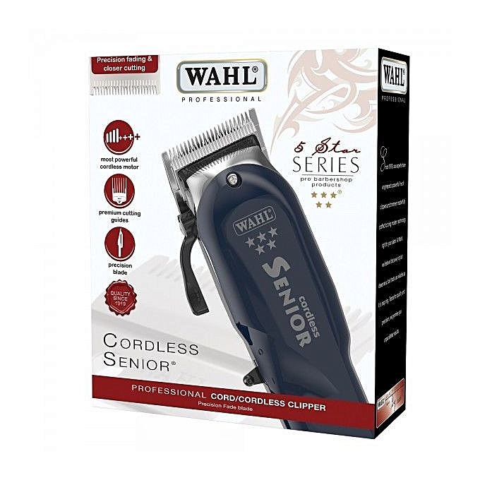 wahi clipper with full and complete accessories