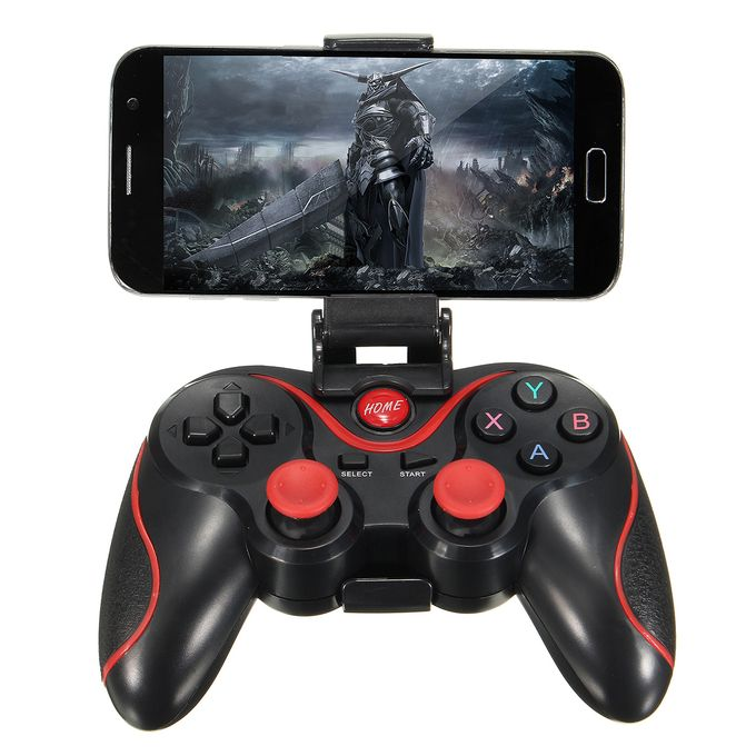 Wireless Bluetooth Gamepad Gaming Controller For Android Smartphone Tablet PC US