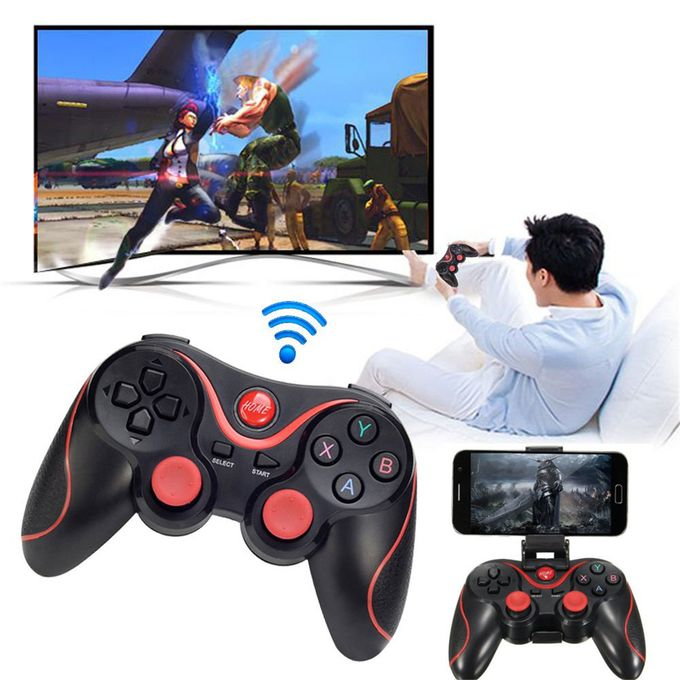 Wireless Bluetooth Gamepad Gaming Controller For Android Smartphone Tablet PC US | Horezone