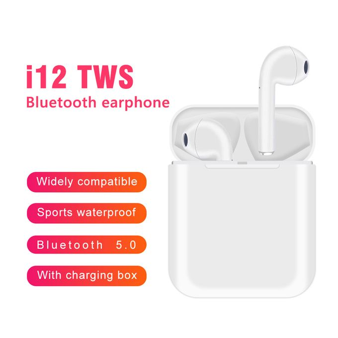 Wireless Earphones Mini Bluetooth 5.0 In Headset Touch