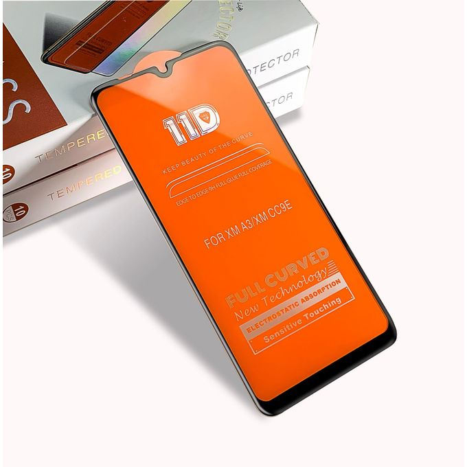Xiaomi Mi A3 11d Tempered Glass